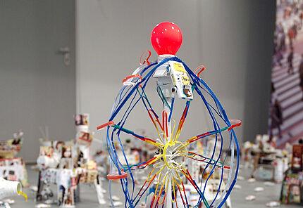 Marion Eichmann: Tokyo Mono (Detail; Fahrrad), 2004, Copyright Marion Eichmann und VG Bild-Kunst, Bonn 2014