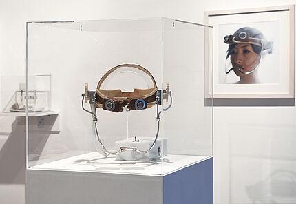 Susanna Hertrich Jacobson's Fabulous Olfactometer, 2014, Mixed Media (Ausstellungsansicht 2015) © Susanna Hertrich