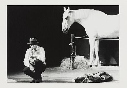 Abisag Tüllmann / Joseph Beuys, Titus/Iphigenie, 1969 VG Bild-Kunst, Bonn, 2020