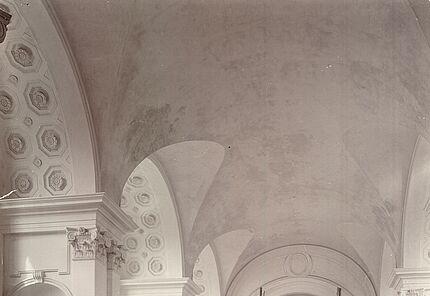 Aus dem Archiv des HLMD: Haupthalle 1901 oder 1902, Stadtarchiv Darmstadt