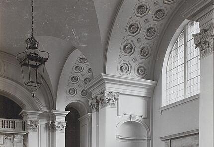 Aus dem Archiv des HLMD: Haupthalle um 1906