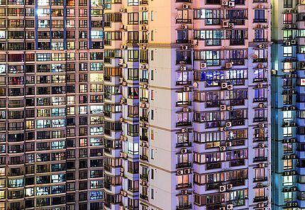 Timo Klein: Compact Life (Shanghai#1202), 2012, Copyright Timo Klein
