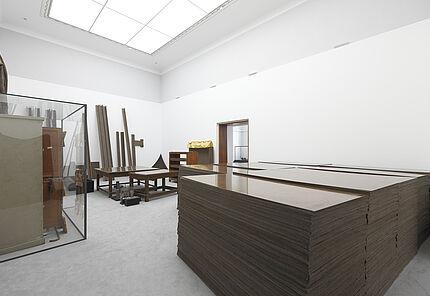 Joseph Beuys, Block Beuys, Raum 2 © VG Bild-Kunst, Bonn, 2020