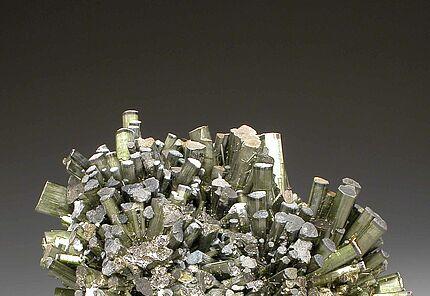 Turmalin, Cruzeiro Mine, Minas Gerais, Sudeste, Brasilien, HLMD-RP-236, Foto: W. Fuhrmannek, HLMD