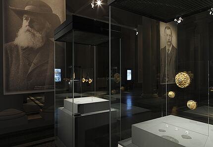 Ausstellungsansicht, Foto: Wolfgang Fuhrmannek, HLMD