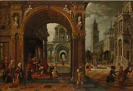 Painting from the 16th to 18th Century