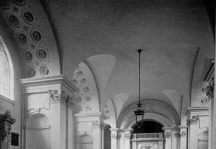 Aus dem Archiv des HLMD: Haupthalle 1906