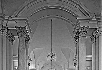 Aus dem Archiv des HLMD: Haupthalle um 1955