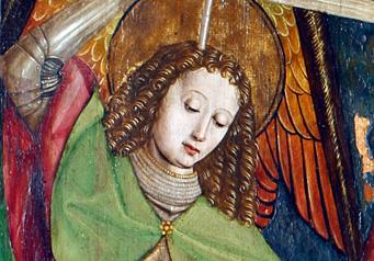 Mittelalter engel Samuel Engel